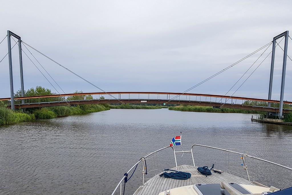 Fietsroute rondje Oldambtmeer