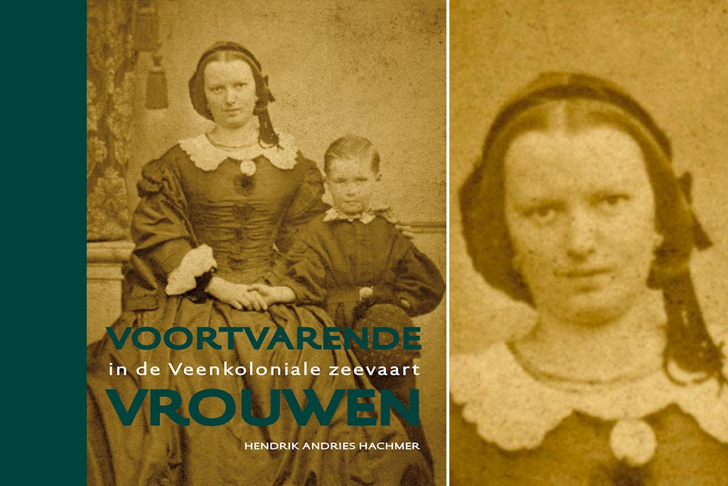 Voortvarende vrouwen in de Veenkoloniale zeevaart