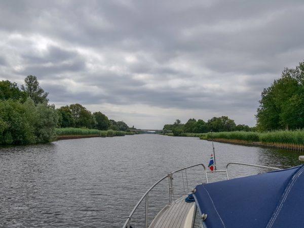 Twenthekanaal zijkanaal naar Almelo