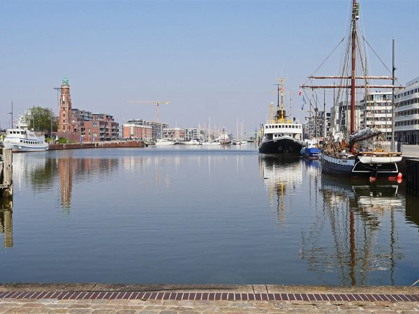 Bremerhaven binnenhaven